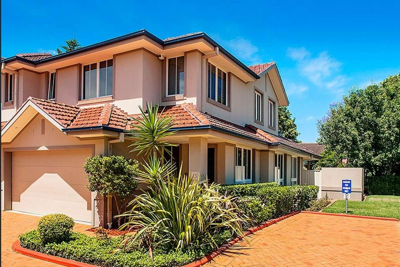 Main view of Homely townhouse listing, 13/27 Church Street, Castle Hill NSW 2154
