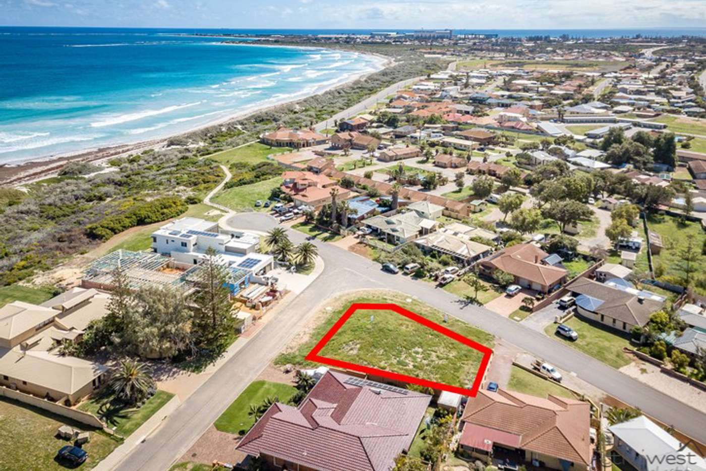 Main view of Homely residentialLand listing, 16 Eastcott Way, Tarcoola Beach WA 6530