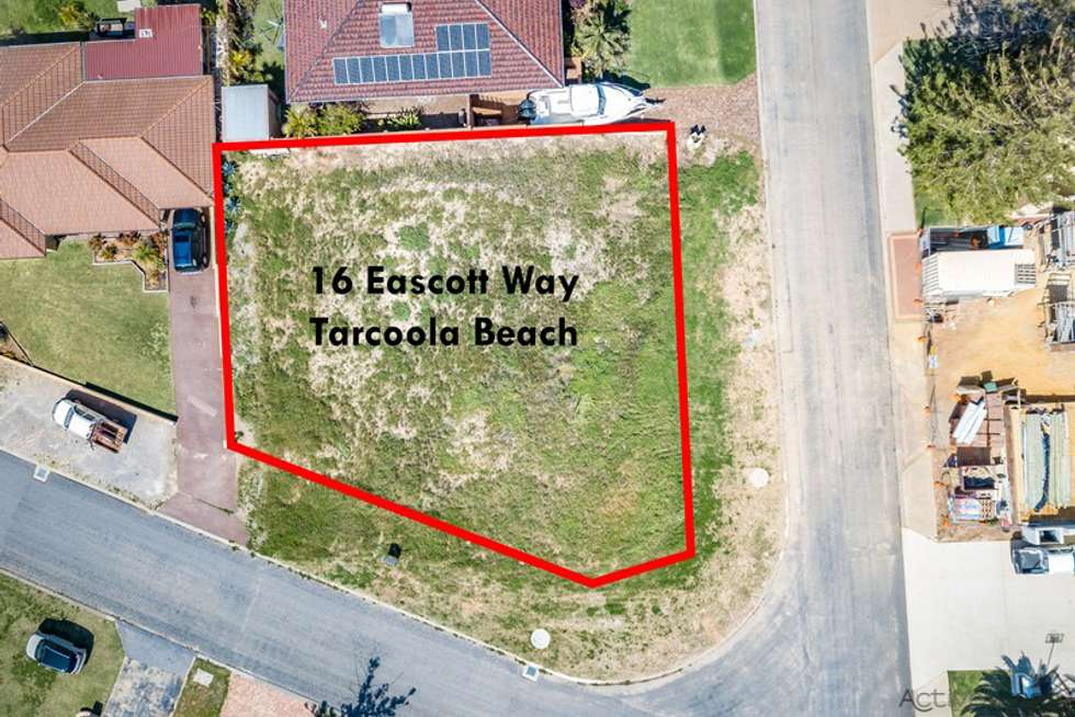 Second view of Homely residentialLand listing, 16 Eastcott Way, Tarcoola Beach WA 6530