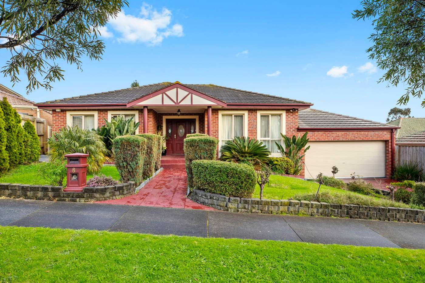 Main view of Homely house listing, 8 Revilo Court, Mulgrave VIC 3170