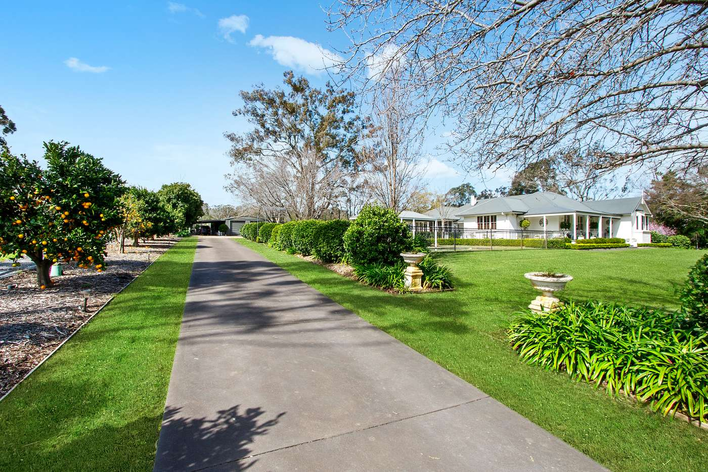 Sixth view of Homely acreageSemiRural listing, 136 West Wilchard Road, Castlereagh NSW 2749
