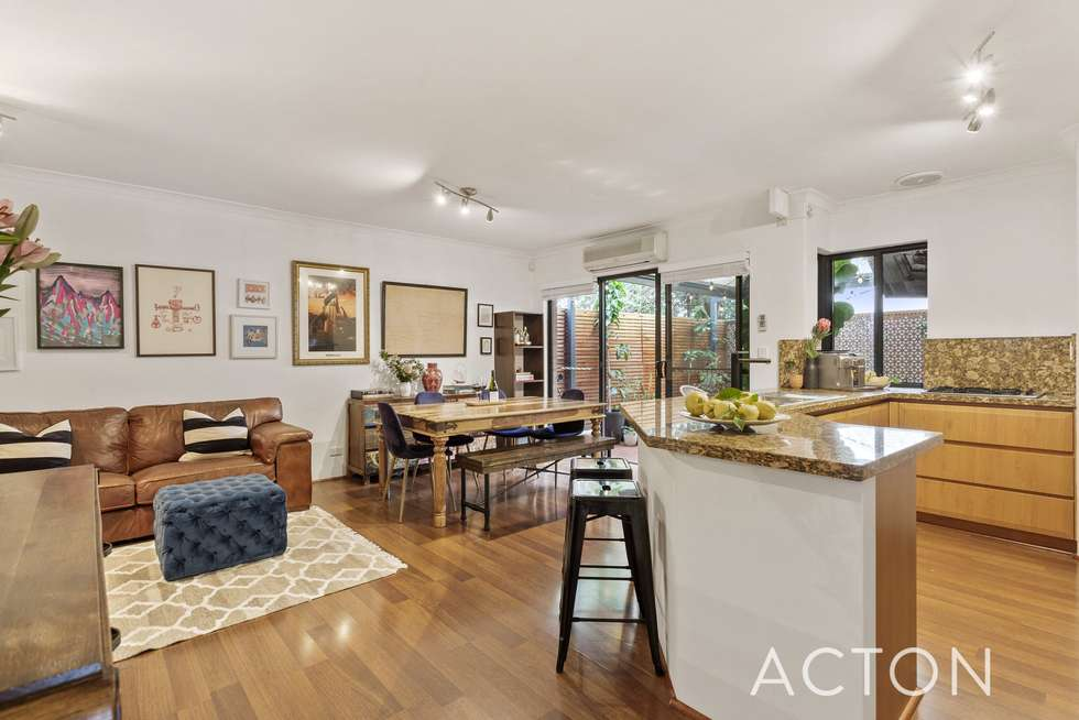 Second view of Homely townhouse listing, 171A Walcott Street, Mount Lawley WA 6050