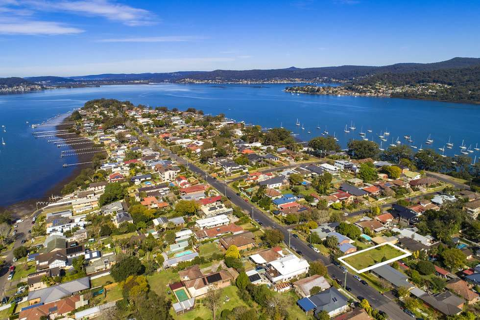 Fifth view of Homely residentialLand listing, 130 Albany Street, Point Frederick NSW 2250
