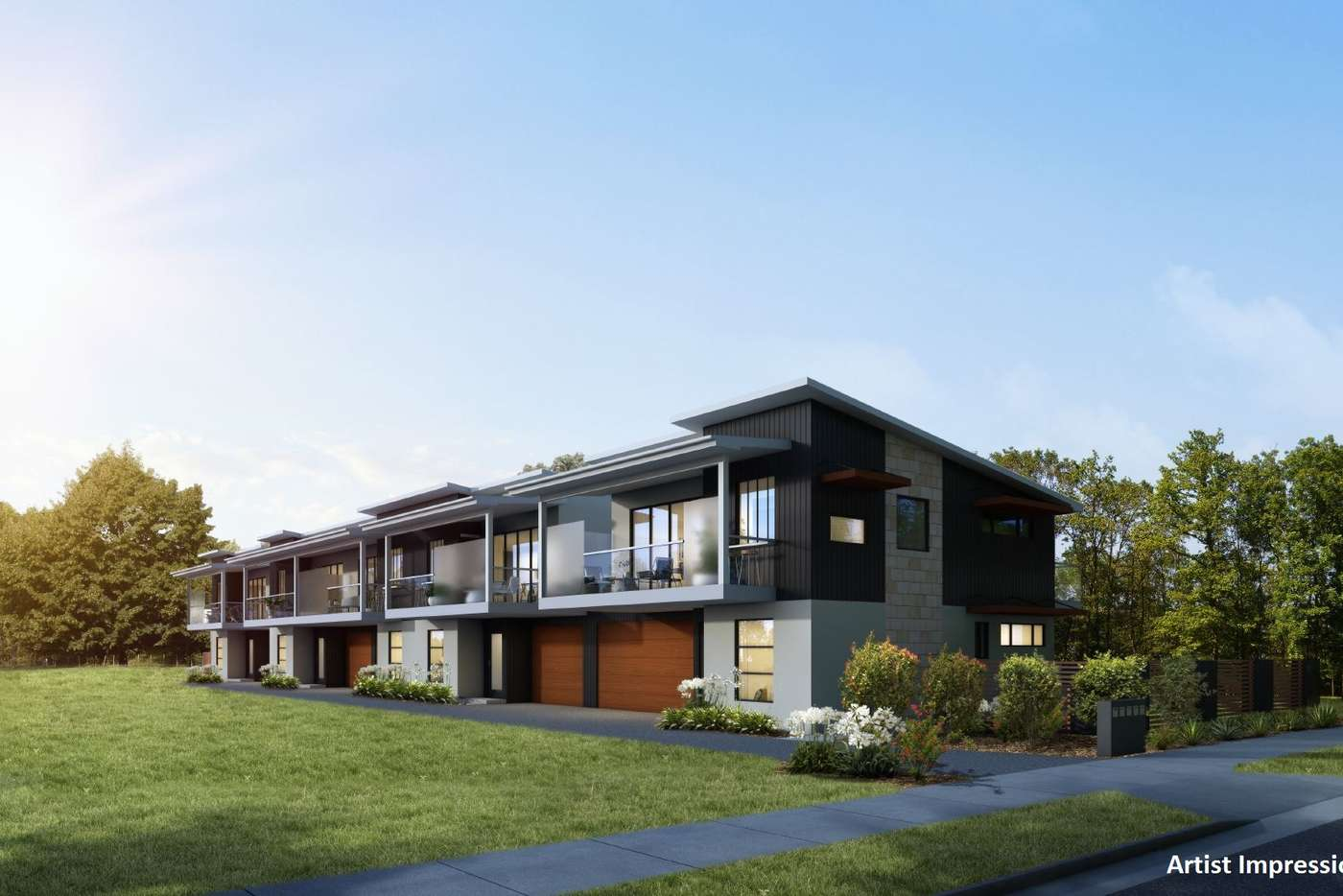Main view of Homely townhouse listing, 13 Warrigal Street, Blackwall NSW 2256