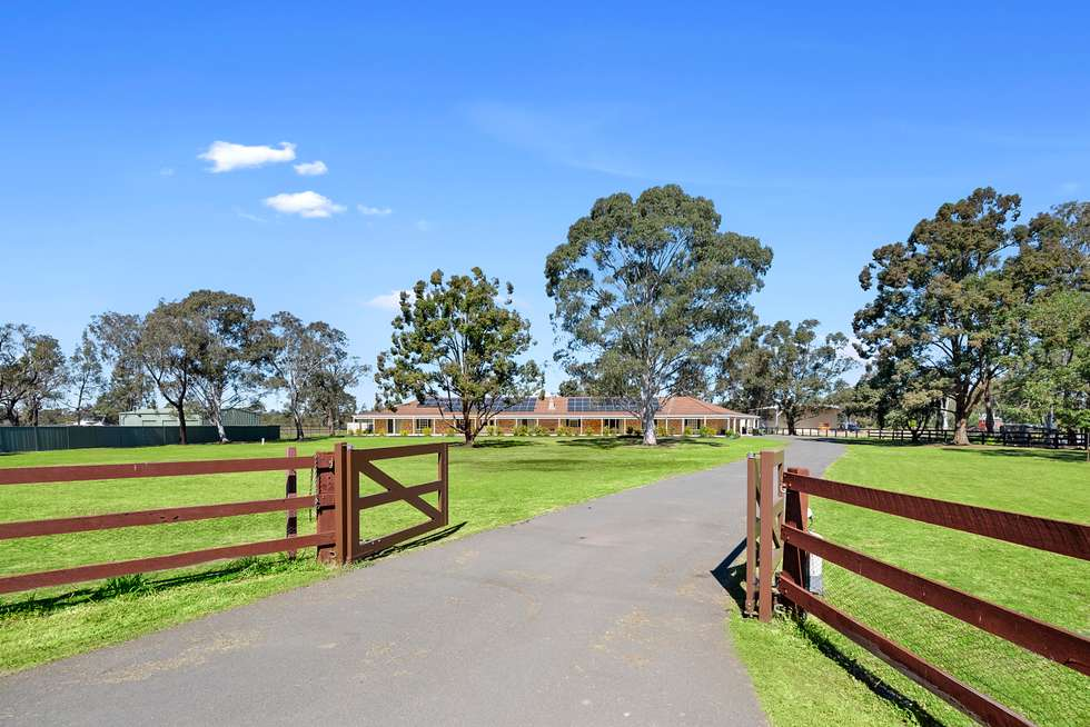 Third view of Homely acreageSemiRural listing, 224 Hinxman Road, Castlereagh NSW 2749