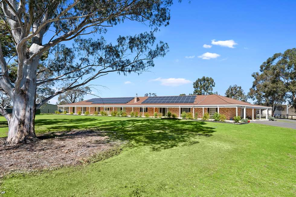 Fourth view of Homely acreageSemiRural listing, 224 Hinxman Road, Castlereagh NSW 2749