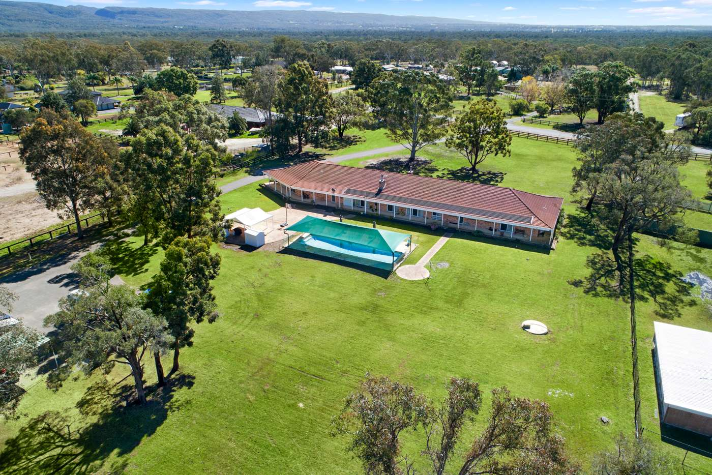Fifth view of Homely acreageSemiRural listing, 224 Hinxman Road, Castlereagh NSW 2749