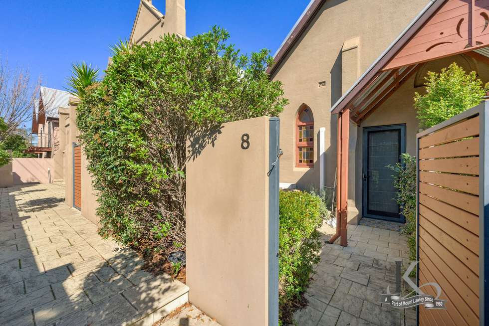 Second view of Homely apartment listing, 8/65-67 Raglan Road, Mount Lawley WA 6050