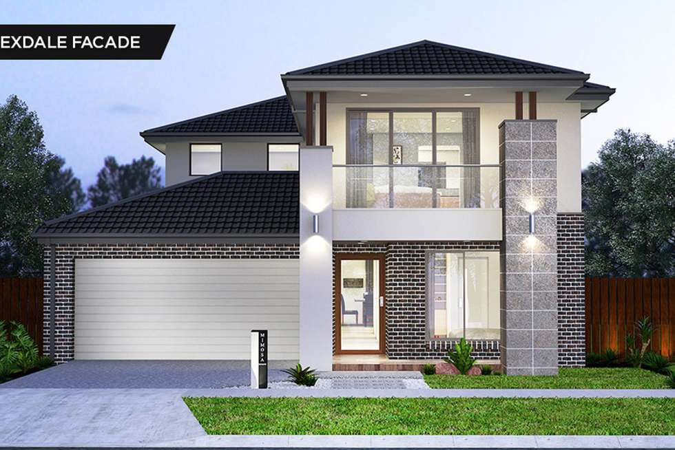 Second view of Homely house listing, Lot 25344 Highlands Estate, Craigieburn VIC 3064