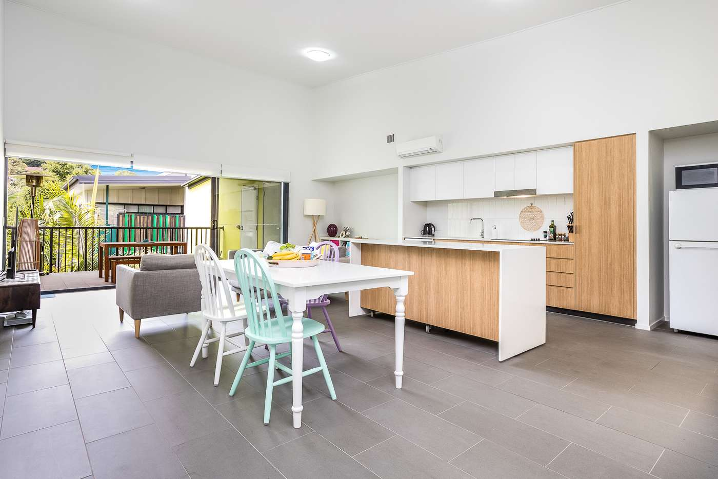 Main view of Homely unit listing, 22/2-4 Garden Terrace, Newmarket QLD 4051