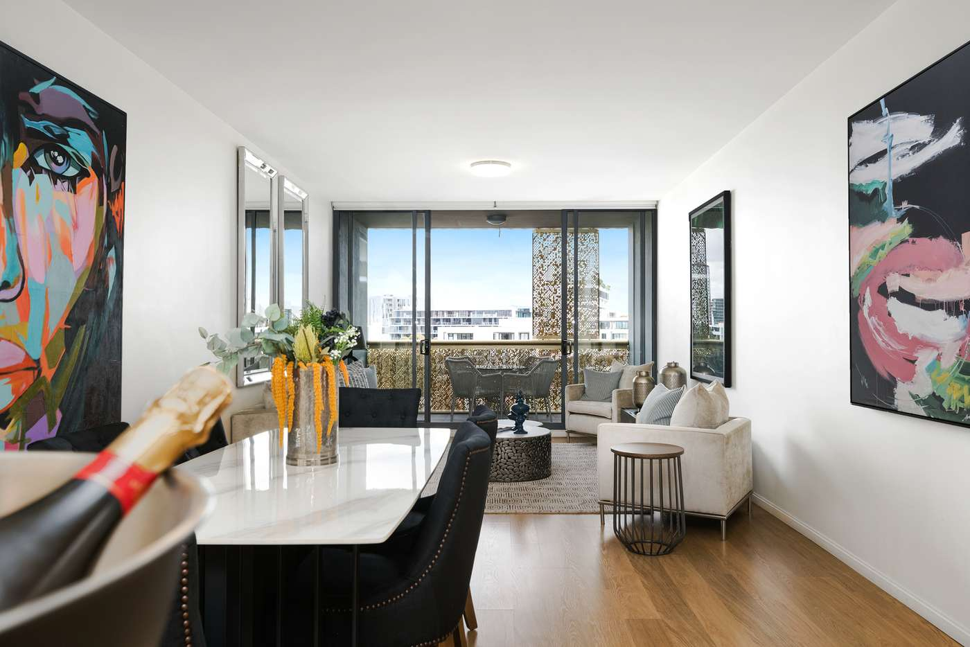 Main view of Homely apartment listing, 705/17 Gadigal Avenue, Zetland NSW 2017