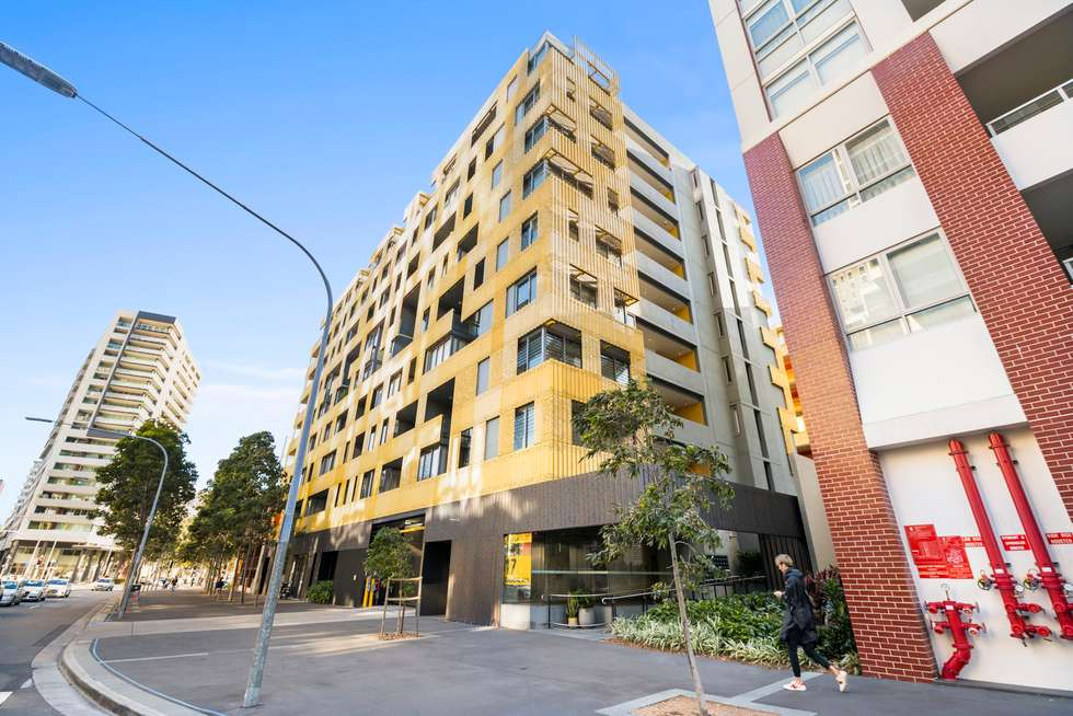 Second view of Homely apartment listing, 705/17 Gadigal Avenue, Zetland NSW 2017