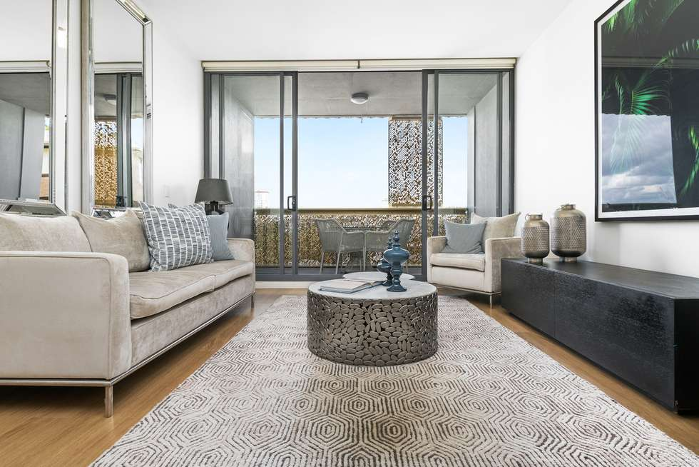 Third view of Homely apartment listing, 705/17 Gadigal Avenue, Zetland NSW 2017