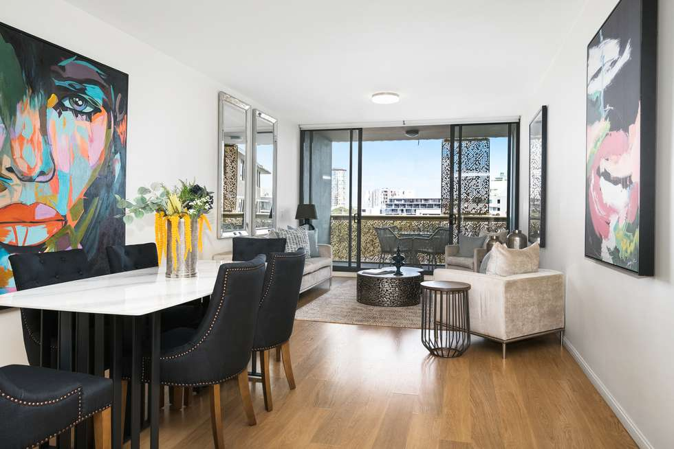 Fourth view of Homely apartment listing, 705/17 Gadigal Avenue, Zetland NSW 2017