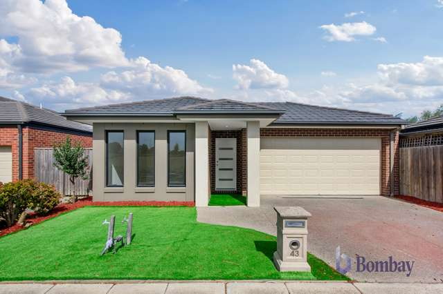 43 Camouflage Drive, Epping VIC 3076