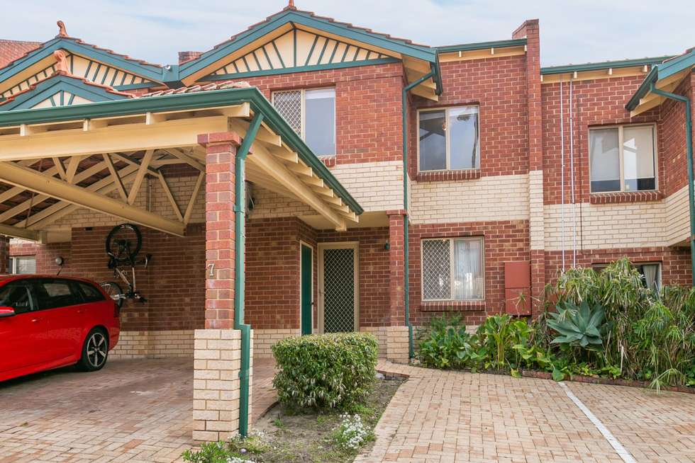 Second view of Homely house listing, 7/64 First Avenue, Mount Lawley WA 6050