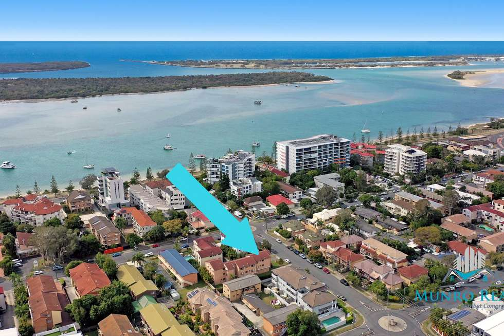 Second view of Homely unit listing, 4/13 Clark Street, Biggera Waters QLD 4216