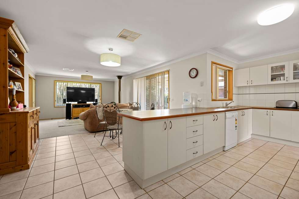Second view of Homely house listing, 3 Saunders Crescent, Wodonga VIC 3690