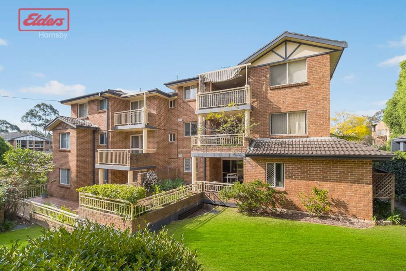 Main view of Homely apartment listing, 10/16 Bellbrook Avenue, Hornsby NSW 2077
