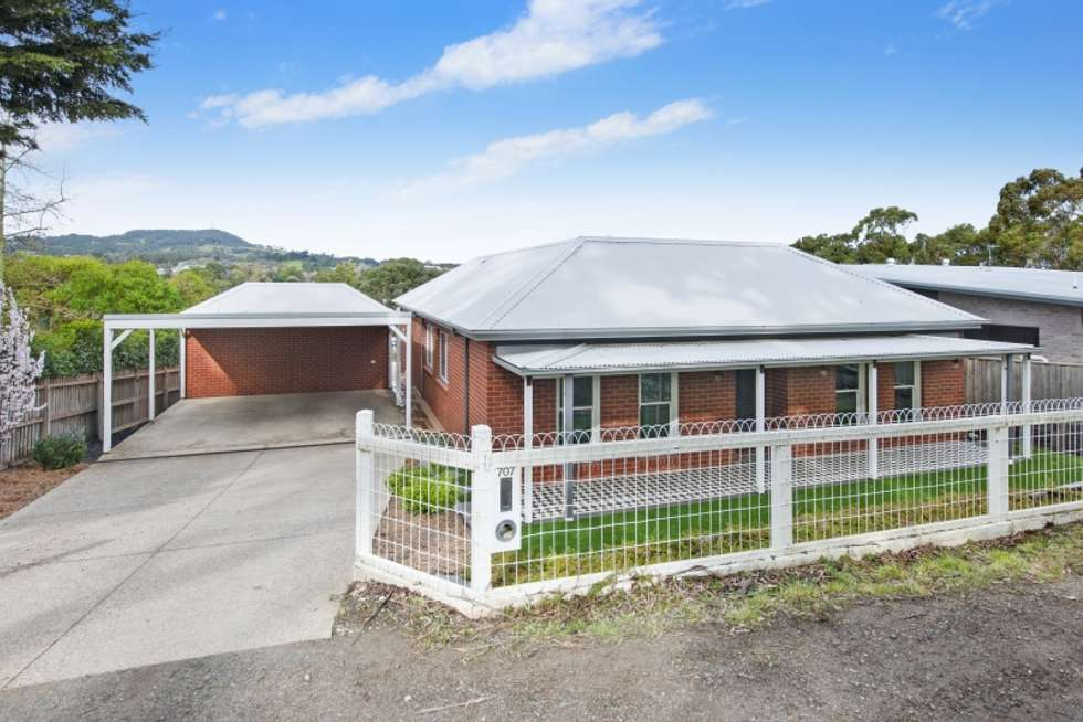 Third view of Homely house listing, 707 Cathcart Street, Buninyong VIC 3357