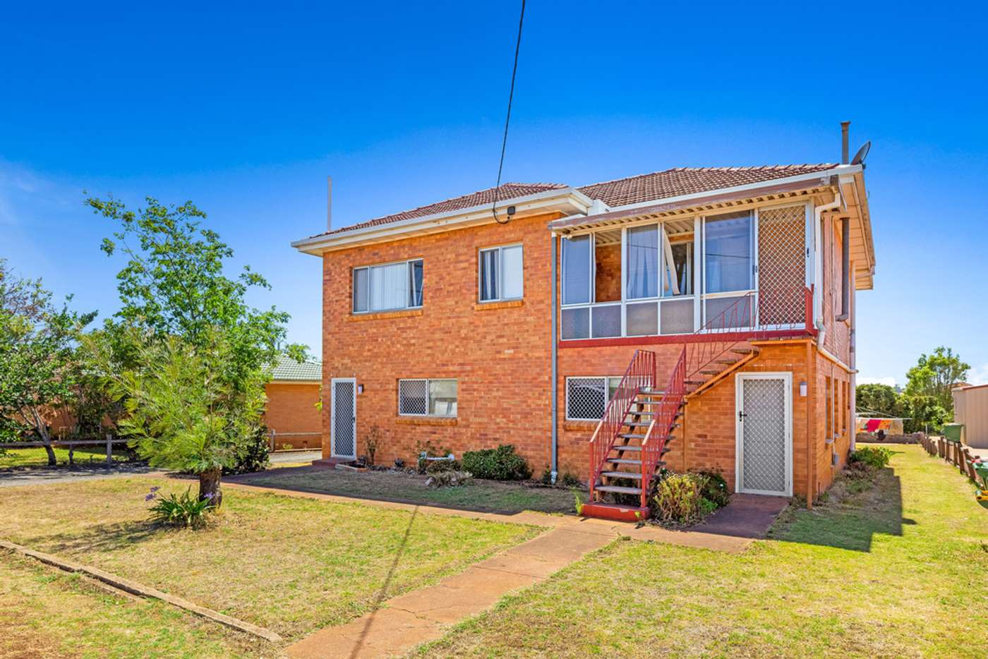 Main view of Homely unit listing, 3/12 Jean Street, Harristown QLD 4350