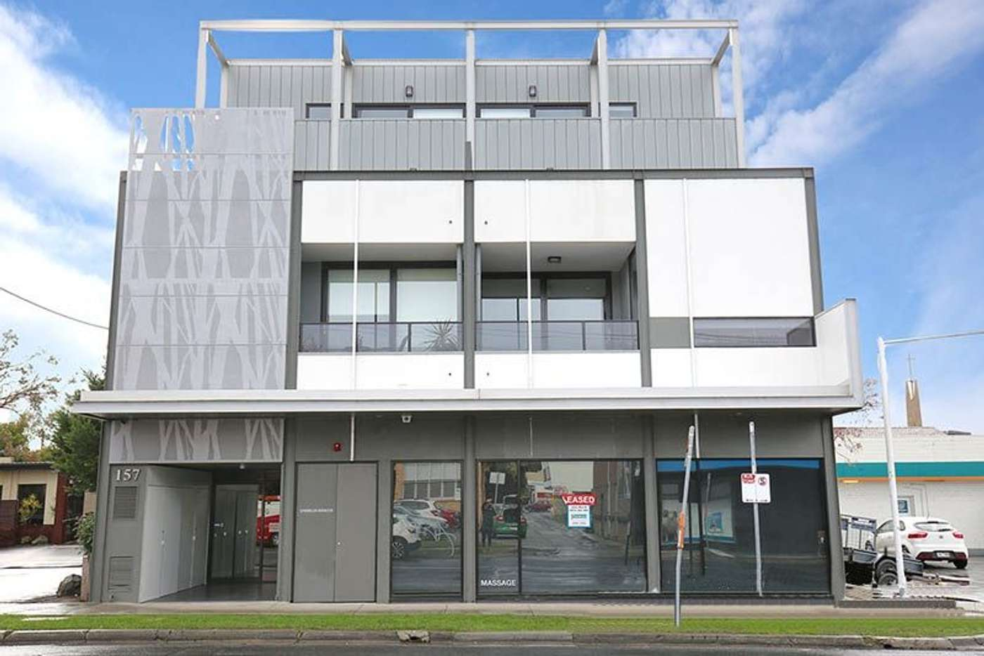 Main view of Homely apartment listing, 105/157 Park Road, Cheltenham VIC 3192