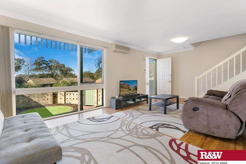 Second view of Homely townhouse listing, 34/193 Davies Road, Padstow NSW 2211