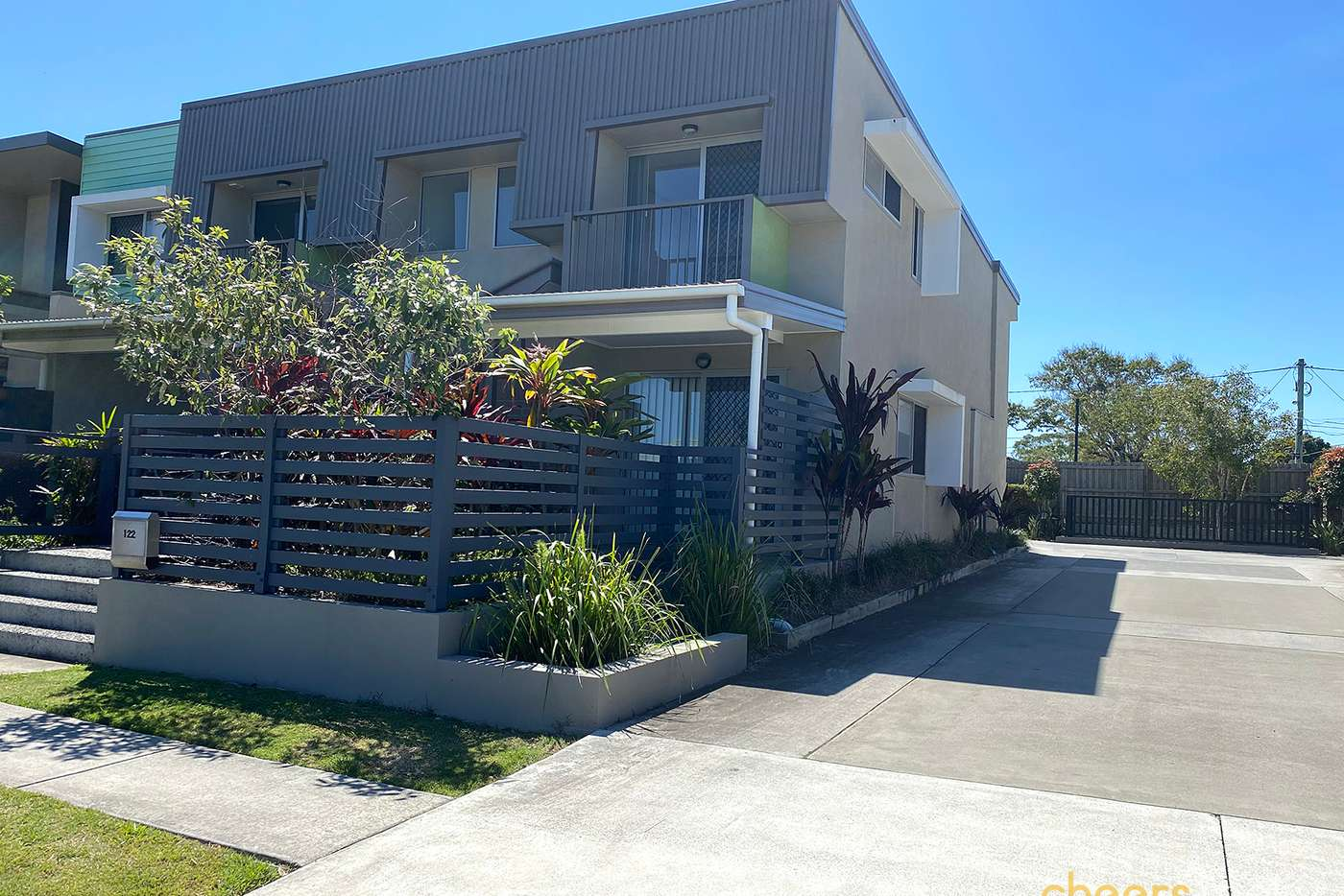 Main view of Homely townhouse listing, 122/313 Turton Street, Coopers Plains QLD 4108
