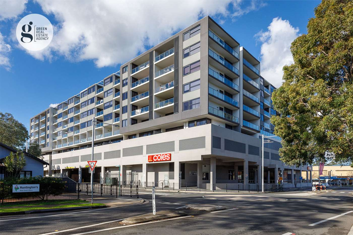Main view of Homely apartment listing, 212/17 Chatham Road, West Ryde NSW 2114