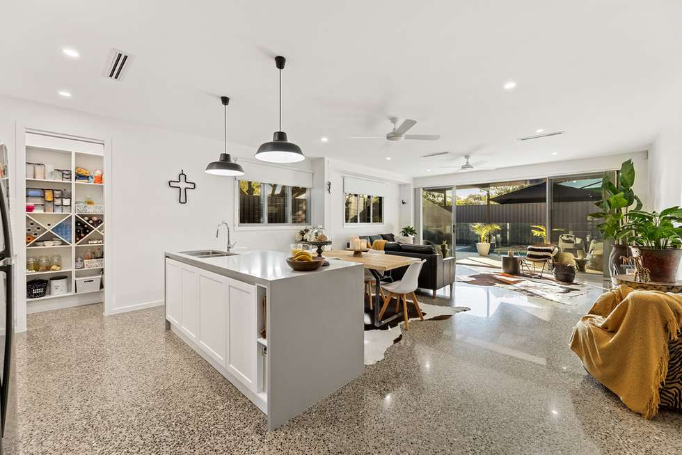 Second view of Homely semiDetached listing, 23 Nineteenth Avenue, Palm Beach QLD 4221