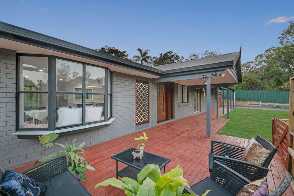 Second view of Homely house listing, 28 Montanus Drive, Bellbowrie QLD 4070