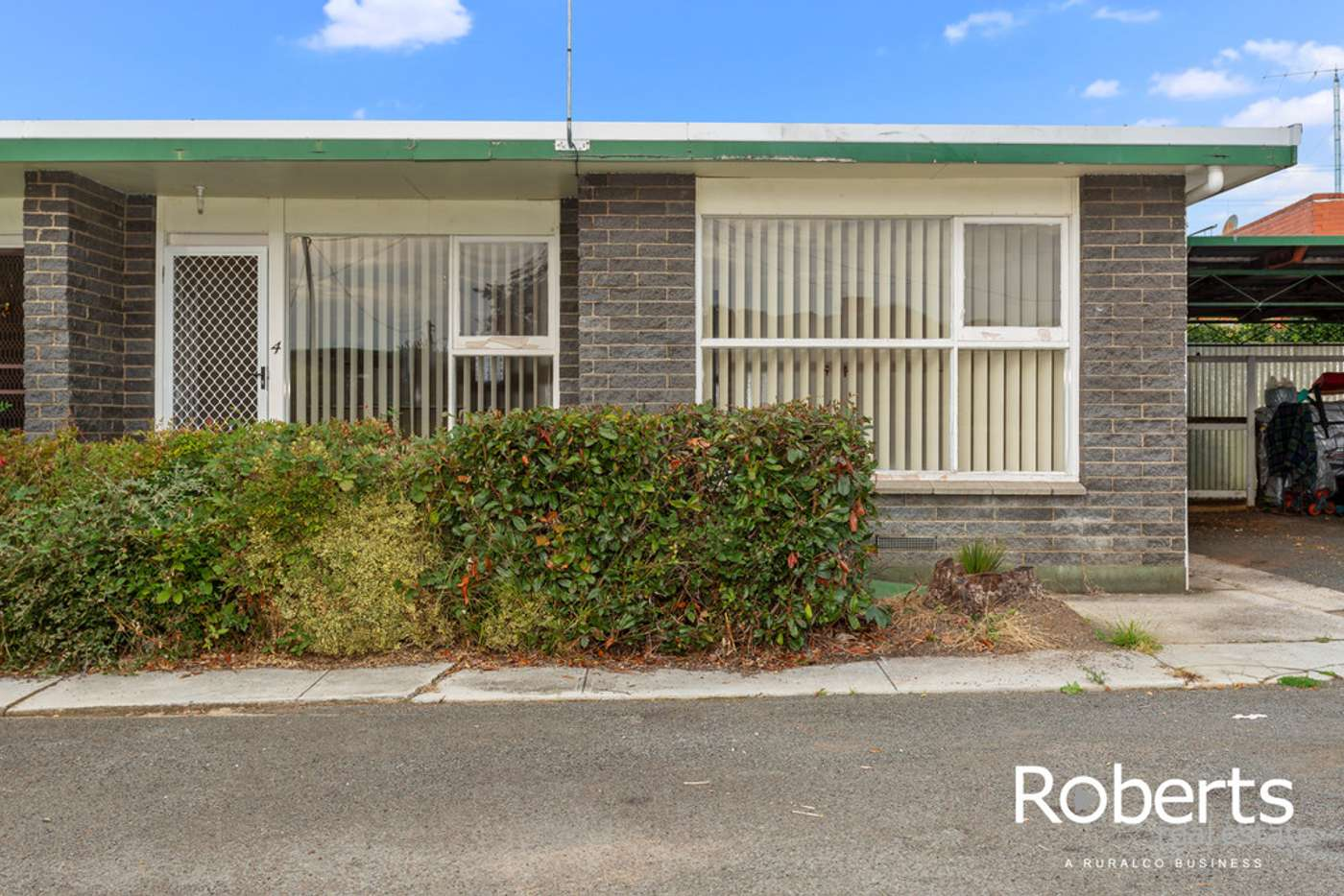 Main view of Homely unit listing, 4/4 Bruce Street, Prospect TAS 7250