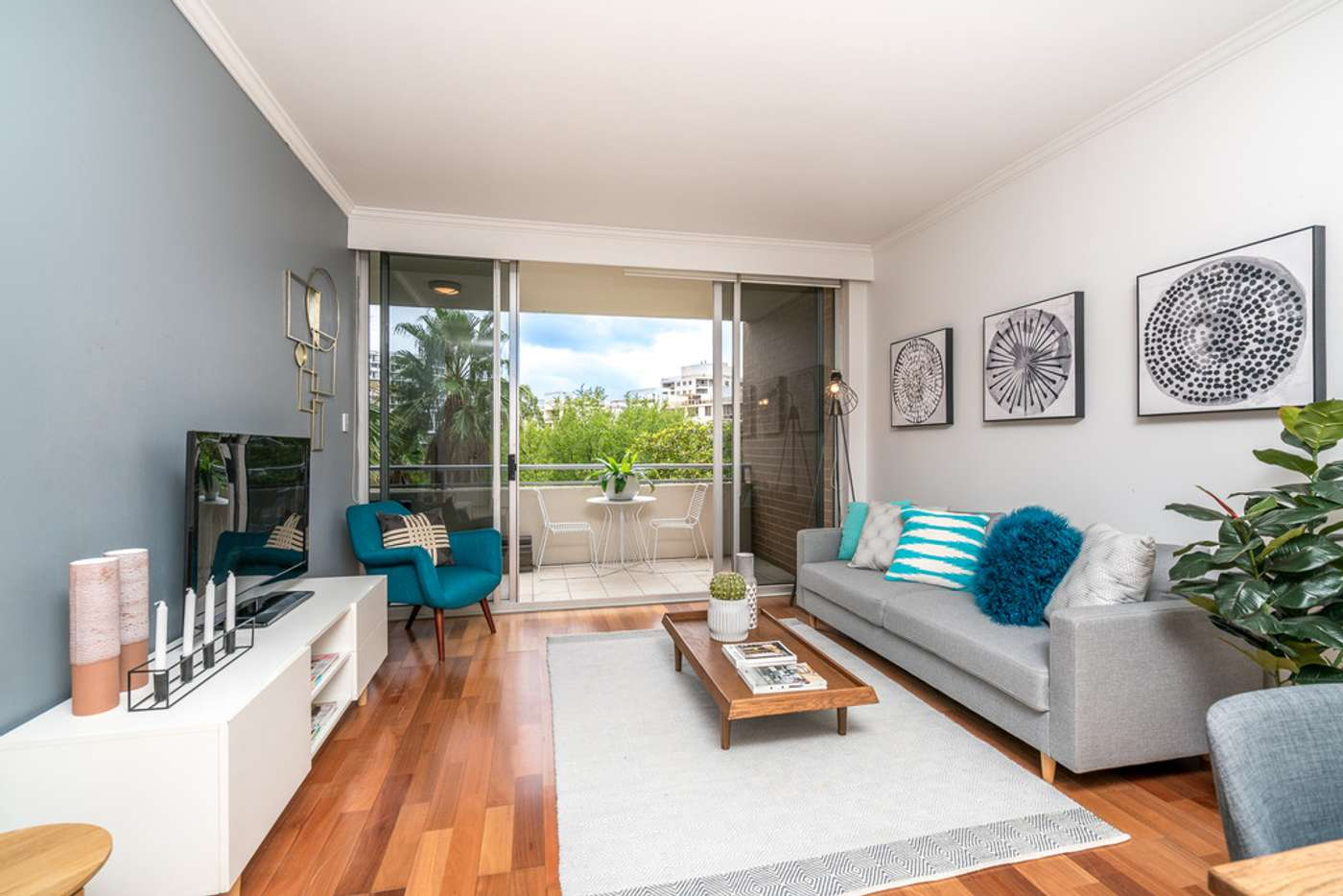 Main view of Homely apartment listing, 105/804 Bourke Street, Waterloo NSW 2017