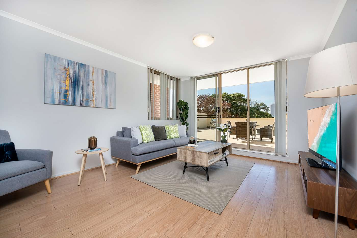 Main view of Homely unit listing, 210/17-20 The Esplanade, Ashfield NSW 2131