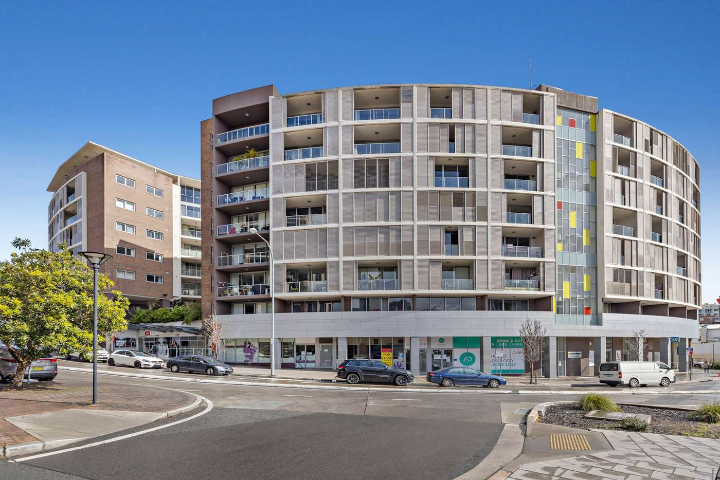 Main view of Homely apartment listing, 108/2a Brown Street, Ashfield NSW 2131
