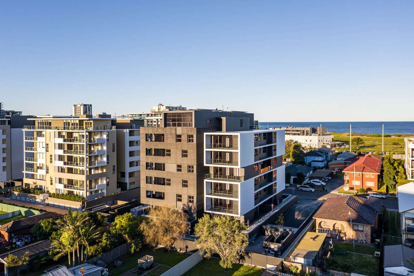 Main view of Homely unit listing, 201/14 Beatson Street, Wollongong NSW 2500
