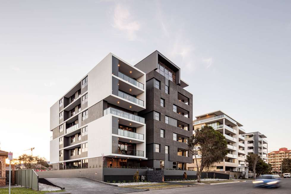 Second view of Homely unit listing, 201/14 Beatson Street, Wollongong NSW 2500