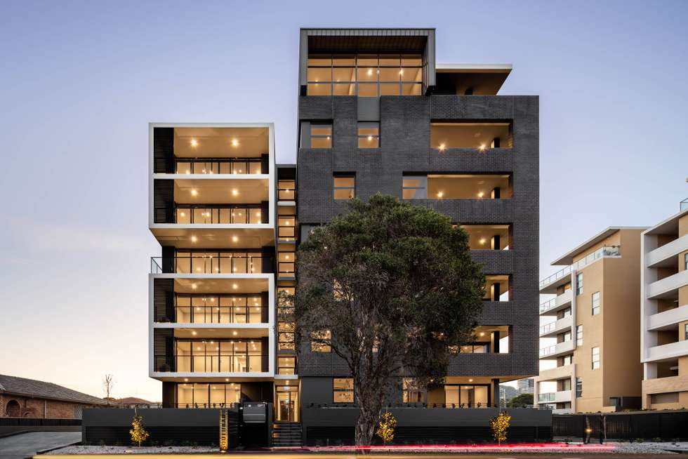 Third view of Homely unit listing, 201/14 Beatson Street, Wollongong NSW 2500