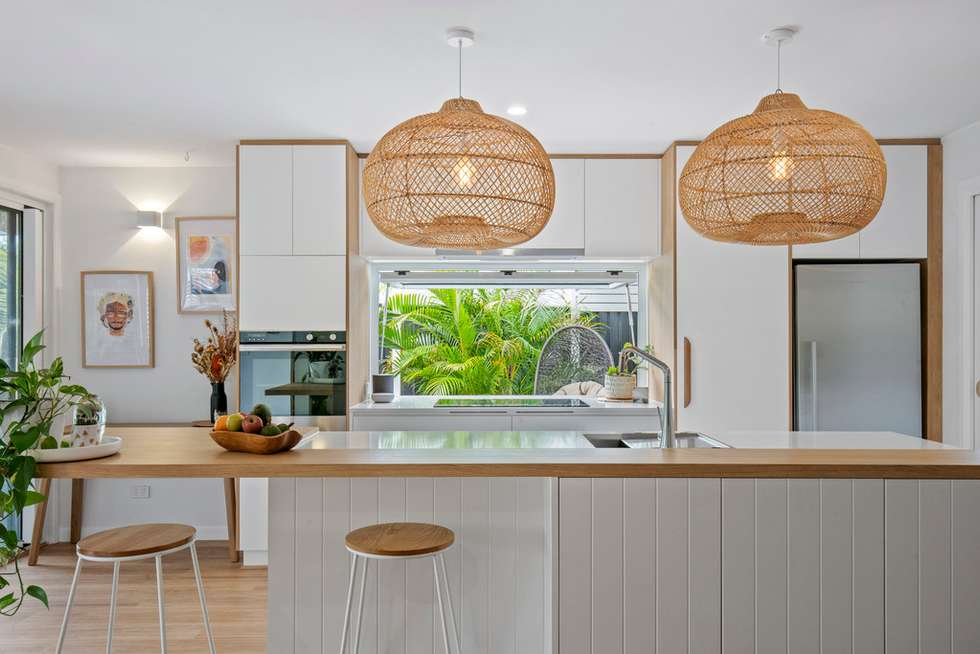 Second view of Homely house listing, 153 Laguna Avenue, Palm Beach QLD 4221