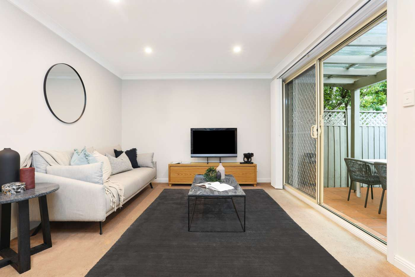 Main view of Homely townhouse listing, 1/39-41 Macauley Street, Leichhardt NSW 2040