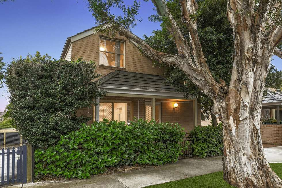 Second view of Homely townhouse listing, 1/39-41 Macauley Street, Leichhardt NSW 2040