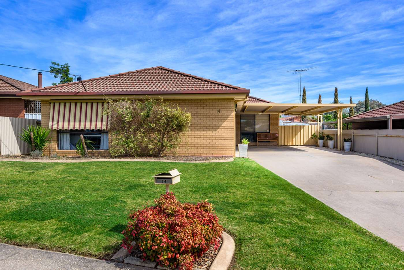 Main view of Homely house listing, 14 Lynch Court, Wodonga VIC 3690