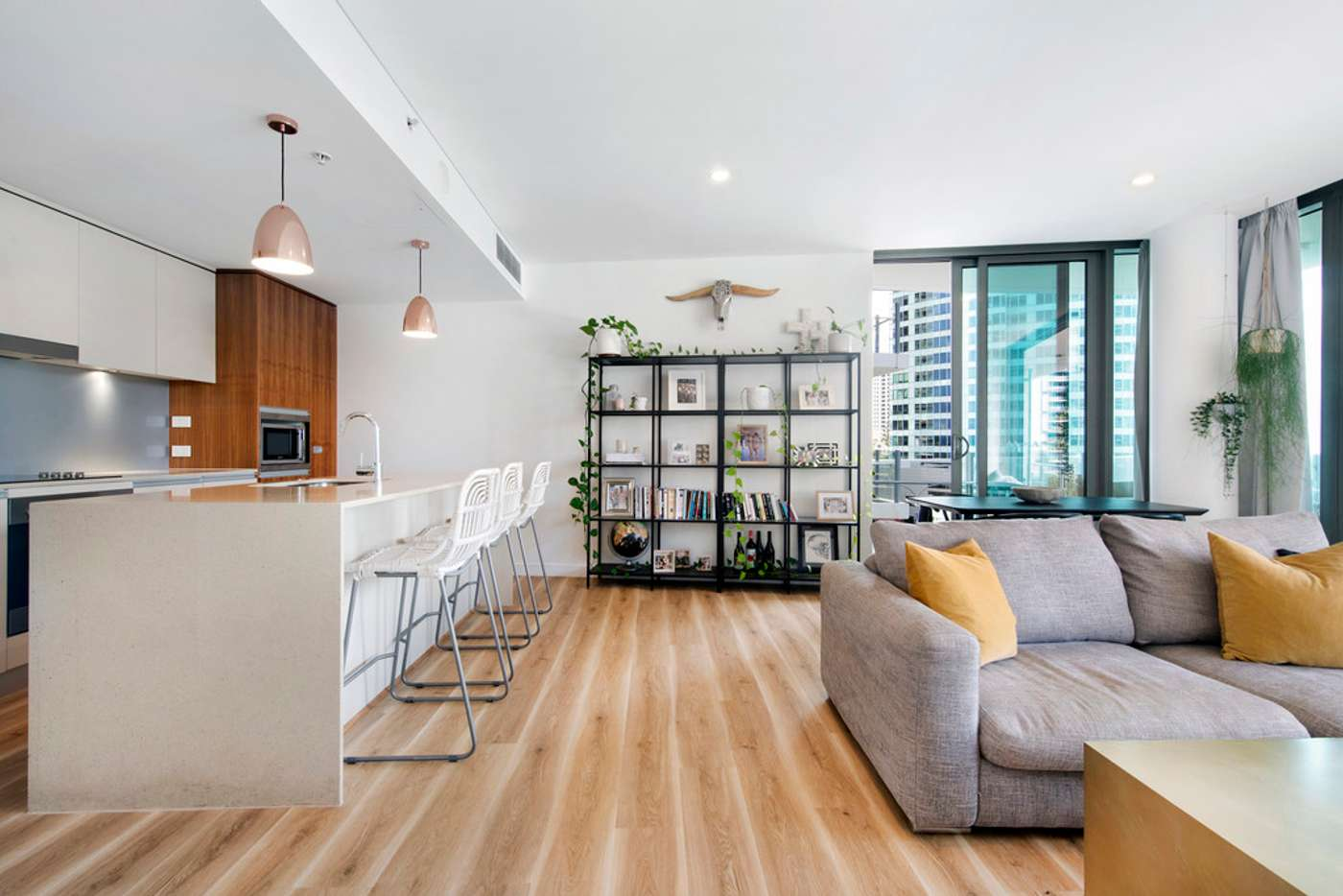 Main view of Homely apartment listing, 302/3018 Surfers Paradise Boulevard, Surfers Paradise QLD 4217