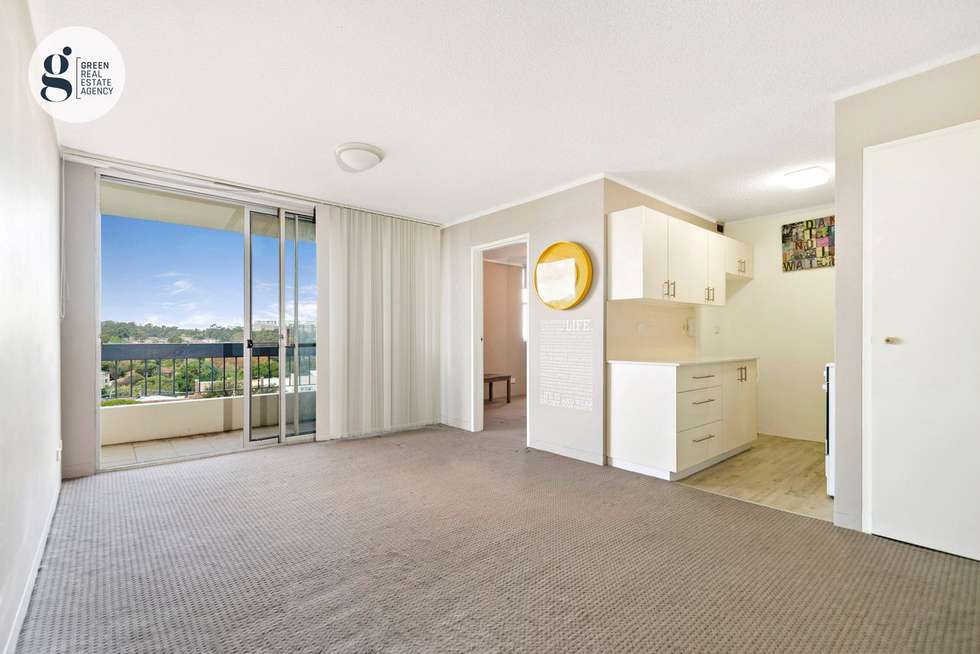Second view of Homely apartment listing, 23/57-61 West Parade, West Ryde NSW 2114