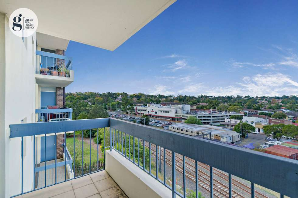 Fourth view of Homely apartment listing, 23/57-61 West Parade, West Ryde NSW 2114
