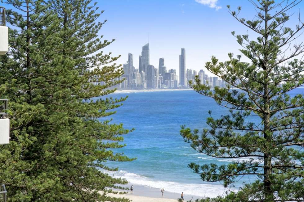 Second view of Homely apartment listing, 6E/52 Goodwin Terrace, Burleigh Heads QLD 4220