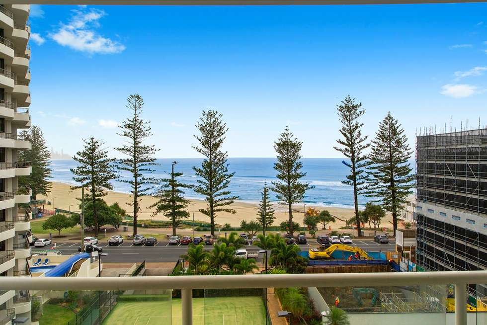 Third view of Homely apartment listing, 6E/52 Goodwin Terrace, Burleigh Heads QLD 4220