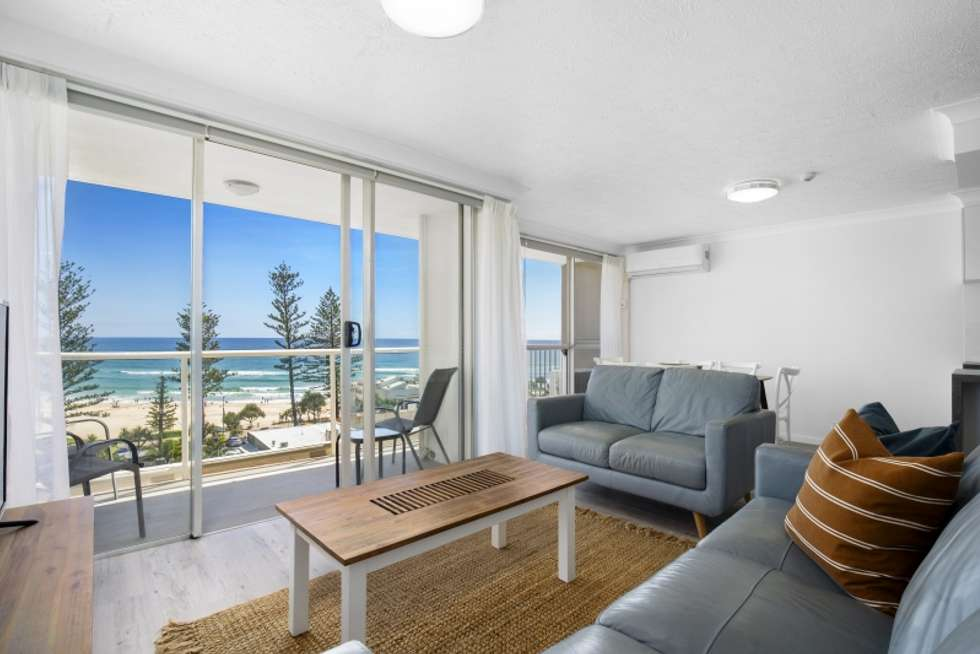 Fourth view of Homely apartment listing, 6E/52 Goodwin Terrace, Burleigh Heads QLD 4220