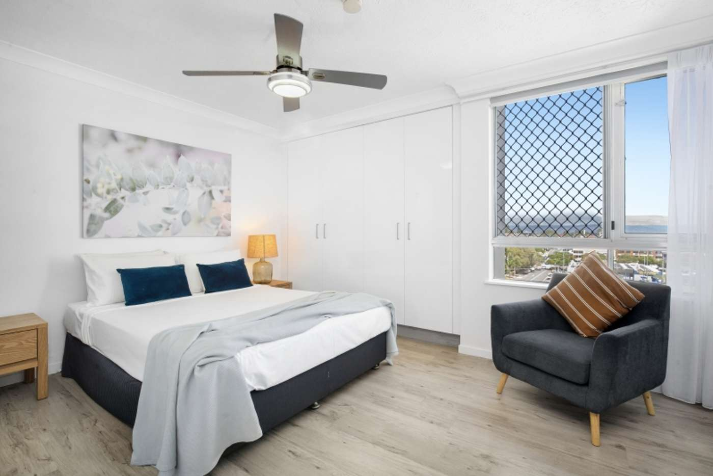 Sixth view of Homely apartment listing, 6E/52 Goodwin Terrace, Burleigh Heads QLD 4220