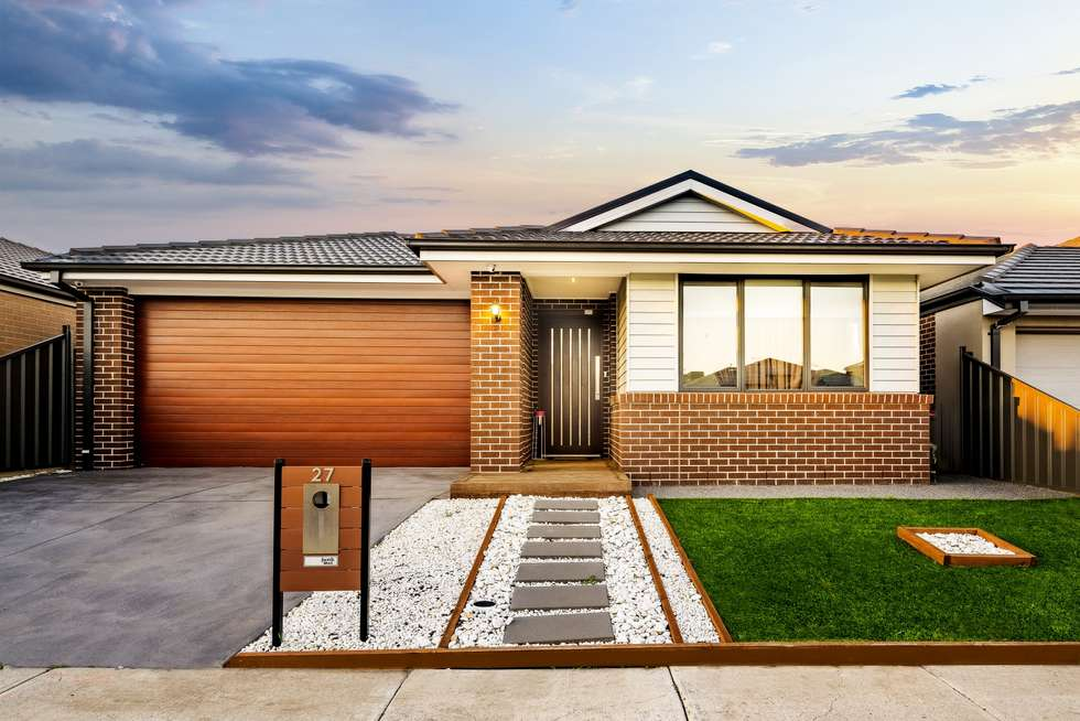 Second view of Homely house listing, 27 Observation Way, Roxburgh Park VIC 3064